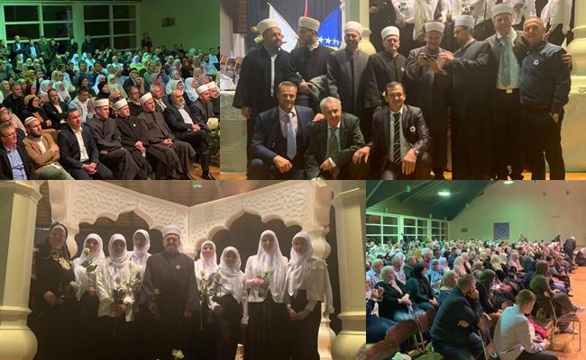 U Yverdonu održana večer Kur'ana : VEČER UČAČA KUR'ANA PRATILO PREKO 400 OSOBA