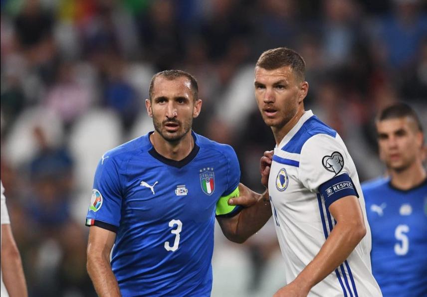 BOMBA IZ ITALIJE: Juventus želi Džeku, pregovori sa Romom već su u poodmakloj fazi