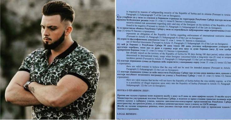Sadiku Hasanoviću doživotno zabranjen ulazak u Srbiju!